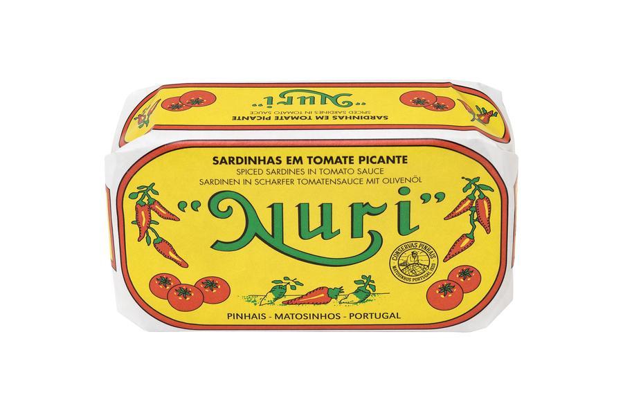 Sardinha Tomate Picante NURISardinha Tomate Picante NURI